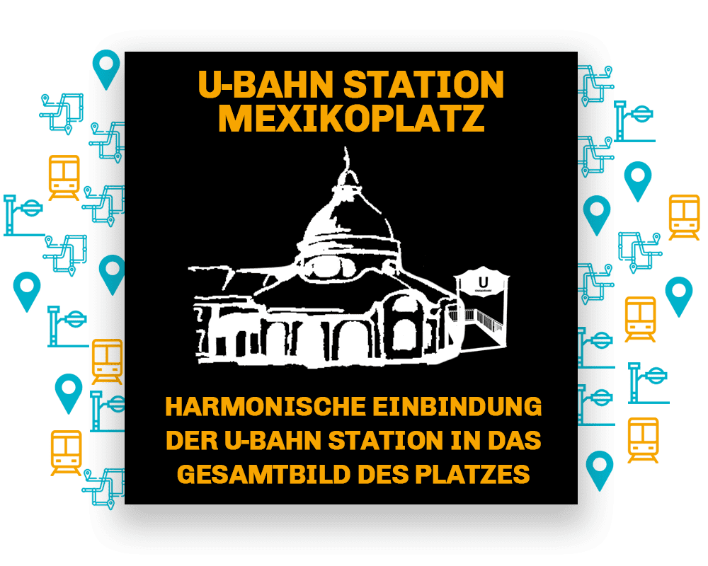 Mexikoplatz_Zehlendorf